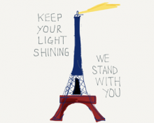 We Stand With You!